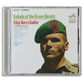 Ballads of the Green Berets CD