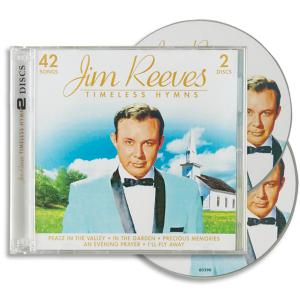 Jim Reeves Timeless Hymns - 2-CD Set