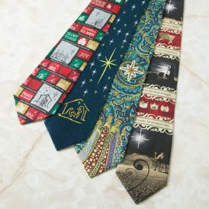 Christmas Necktie - Nativity