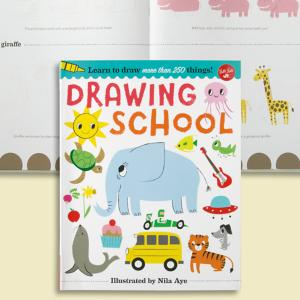 Step-by-Step Drawing School Guide