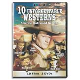 10 Unforgettable Westerns - 3-DVD Set