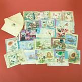 The Art of Susan Winget Greeting Cards - Set of 20