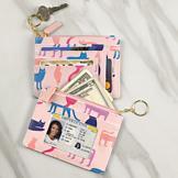 Buxton RFID Kitty Card Wallet