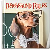 Dachshund Rules Book