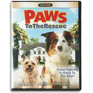 Paws to the Rescue DVD