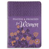 Prayers and Promises for Women Book