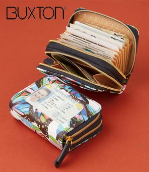 Buxton Compact RFID Wallet