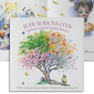 Four Seasons of Fun Book