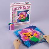 Classic Latch Hook Kit - Rainbow