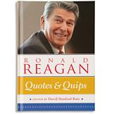 Ronald Reagan Quotes and Quips Book