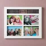 Family Montage Photo Frame