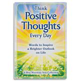 Think Positive Thoughts Every Day Book
