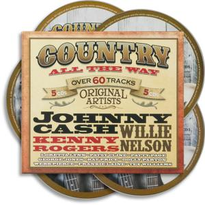 Country All the Way - 5-CD Set