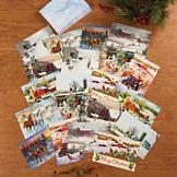 Down on the Farm Christmas Cards