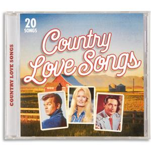 Country Love Songs CD