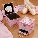 Ballerina Music Box