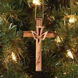 Holy Land Cross Ornament
