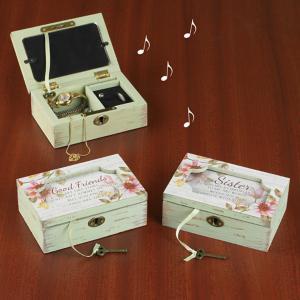 Musical Keepsake Box - Good Friends