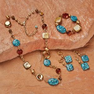 Southwestern-Style Necklace