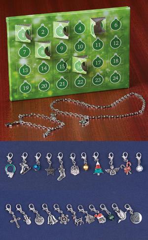 Advent Charm Bracelet Calendar