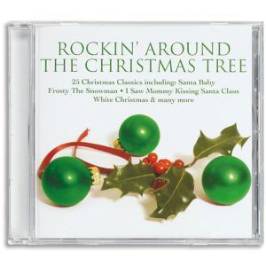 Rockin' Around the Christmas Tree CD