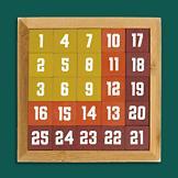 Magic Square Puzzle