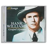 Hank Williams Gospel Hymns CD