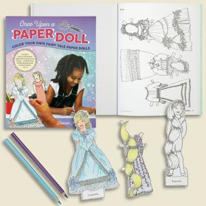 Once Upon a Paper Doll - Hannah A. Stevenson