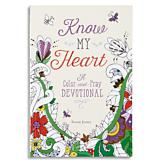 Know My Heart Color-and-Pray Devotional