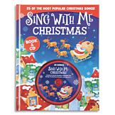 Sing with Me Christmas Book and CD Set