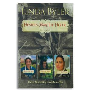 Hester's Hunt for Home Trilogy - Linda Byler