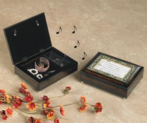 Irish Musical Treasure Box