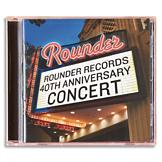 Rounder Records 40th Anniversary Concert CD