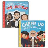 Where's Your Hat, Abe Lincoln? Children's Book