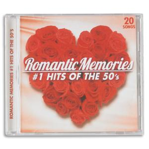 Romantic Hits of the 50's CD