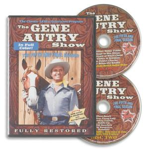 The Gene Autry Show - 2-DVD Set
