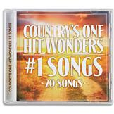 Country's One Hit Wonders CD