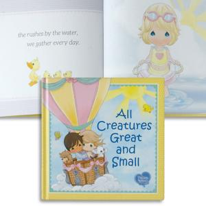 All Creatures Great and Small Picture Book