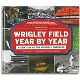 Wrigley Field Year by Year Book
