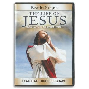 Reader's Digest The Life of Jesus DVD