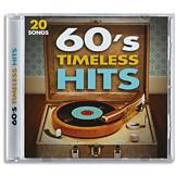 60's Timeless Hits CD