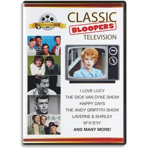 Classic Bloopers DVD