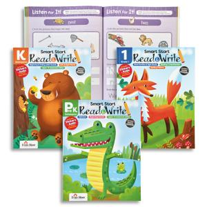 Read and Write Activity Books - Pre-K