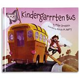 Kindergarrrten Bus Book