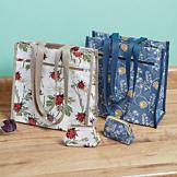 Shopper Bag - Austen Blue