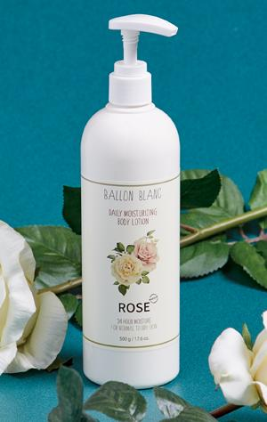 Rose Extract Body Lotion