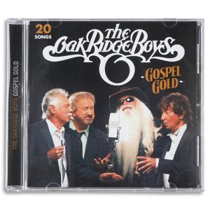 Oak Ridge Boys Gospel Gold CD
