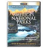 America's National Parks DVDs - Set of 3