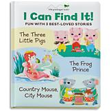 I Can Find It Book