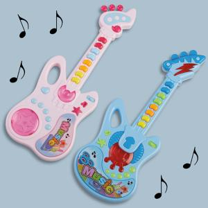 Interactive Electronic Guitar - Pink